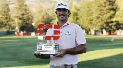 Max Homa Outstanding Back Nine Leads to Fortinet Championship Win