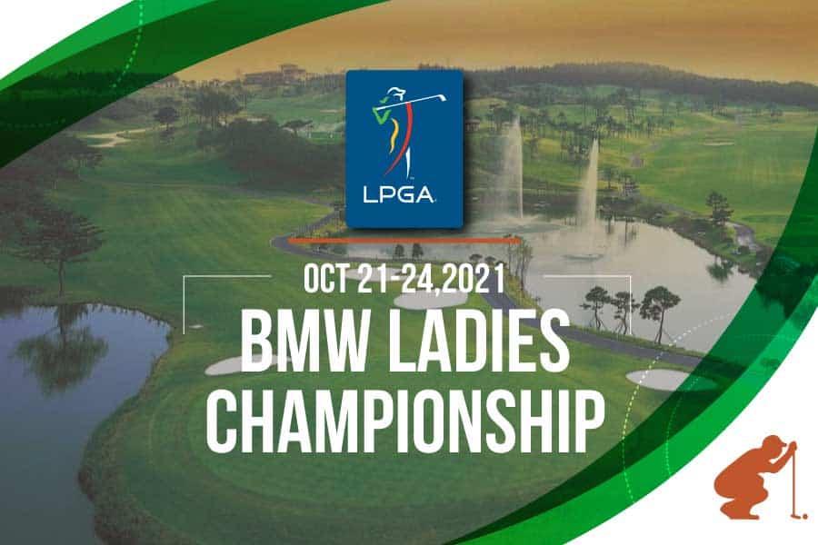 2021 BMW Ladies Championship Odds